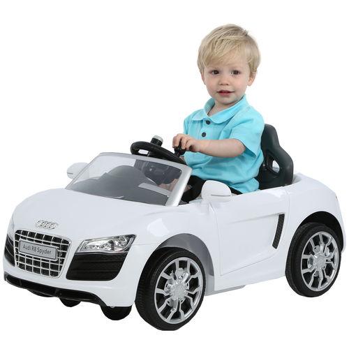 Audi Spin Car
