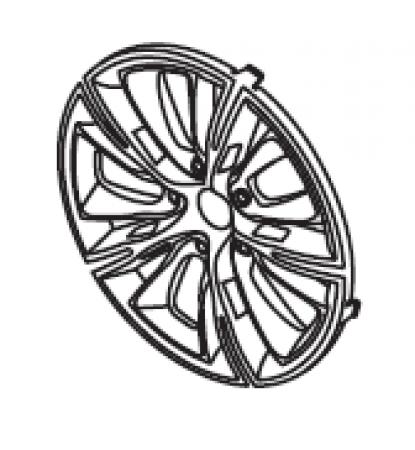 BMW 4 Series Wheel Trim