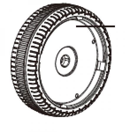 Audi Spain Front Wheel