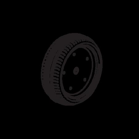 Audi Rear Wheel