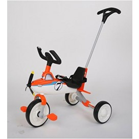 Disney Planes Tricycle with Parent Handle
