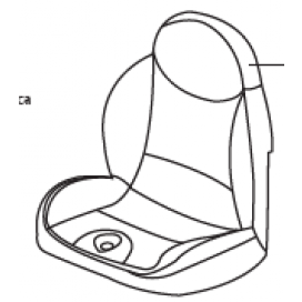 Mini 6v Seat
