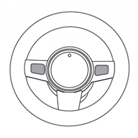 Mini 6v Steering Wheel