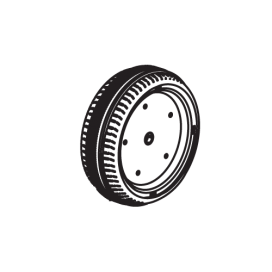 Audi Front Wheel