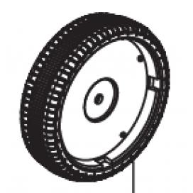 Audi Push Wheel