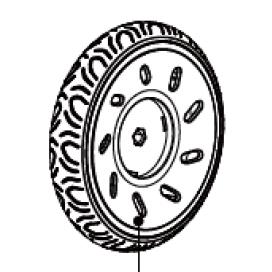 UpRider Wheel