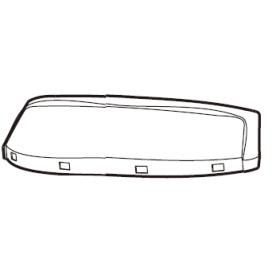 Fiat 500 Windscreen