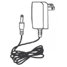 Cargador 6v Conector Plata